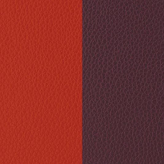 Rouge Orangé : Brun Rosé