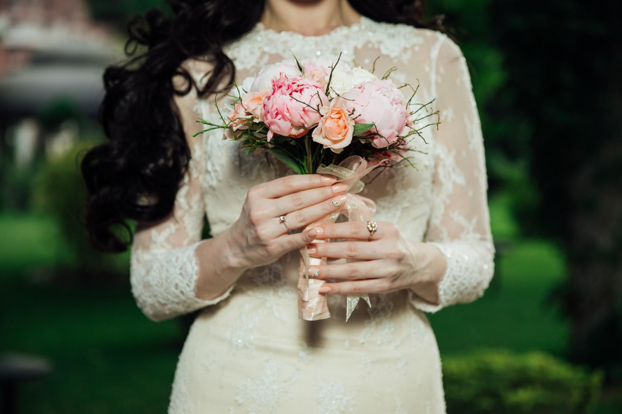 mariage rustique robe