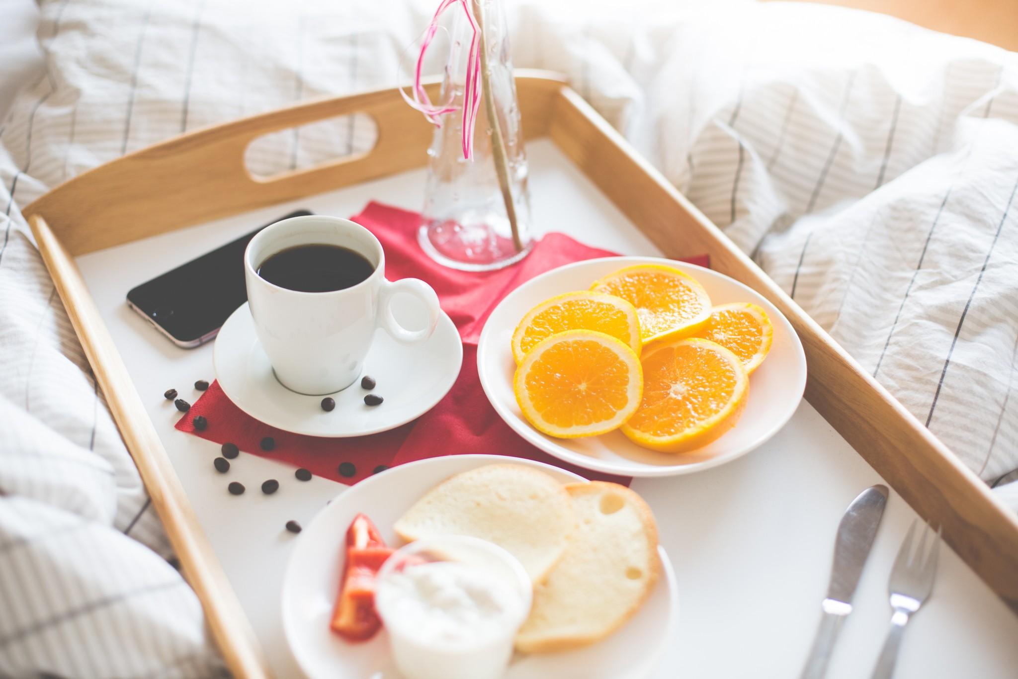 dejeuner au lit