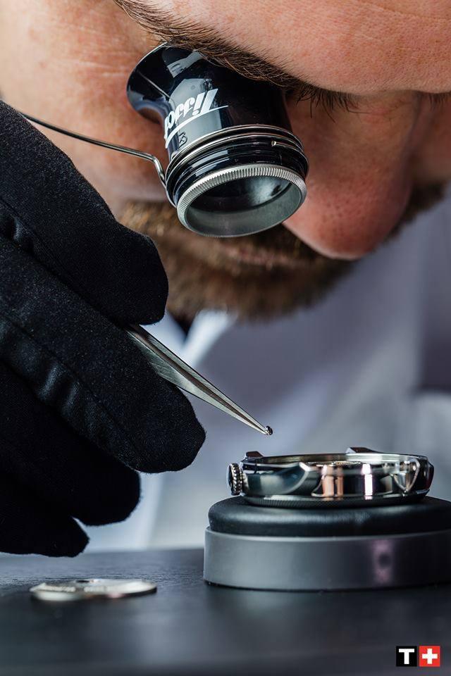 Réparation de montre - service d'horlogerie chez Bijouterie Guy Serres