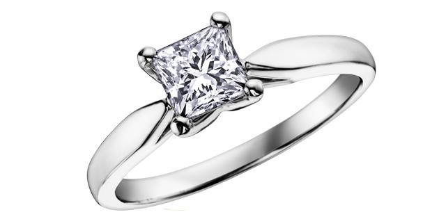 Bague Diamant R1827WG