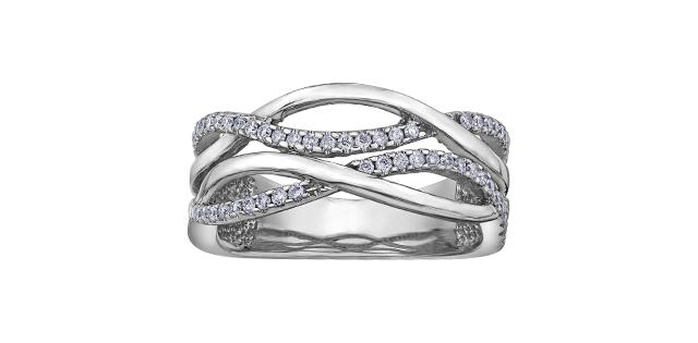 Bague Diamant R52E14WG