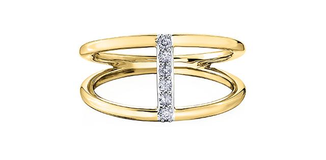 Bague Diamant RCH578YW