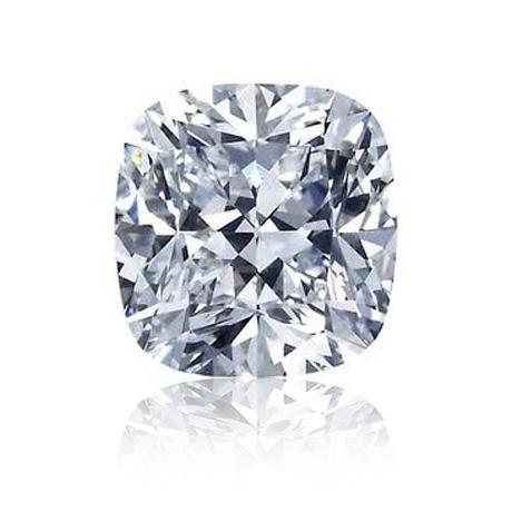 Un diamant cushion