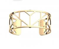 Amour jaune 25mm bracelet les georgettes