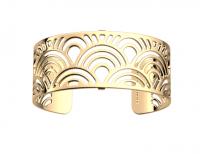 bracelet poisson jaune 25mm les georgettes