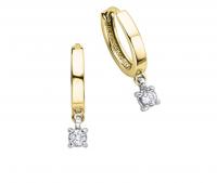 boucles diamant