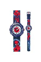 montre flik flak spider man